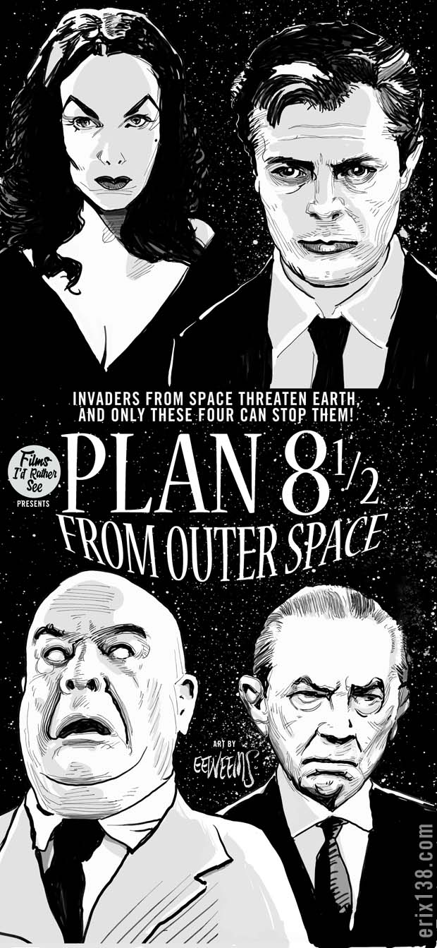 Plan 8 and a half - from Outer Space