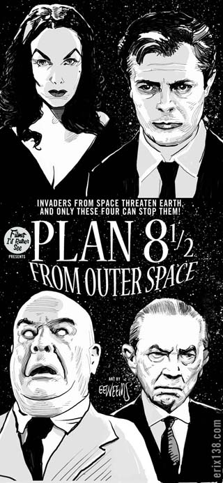 Plan 8 1/2 from Outer Space
